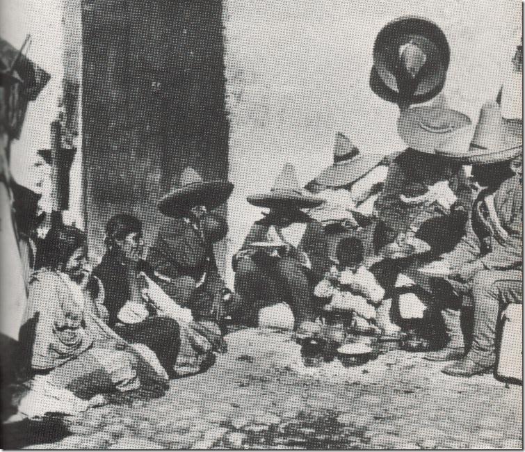 10 - Siendo campesinos ellos mismos, los rurales solían mezclarse con la gente a la que vigilaban