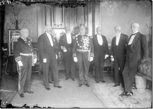 Gabinete de Porfirio Díaz - 1901