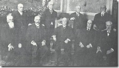 Gabinete de Porfirio Díaz - 1910
