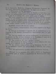 Reclutamiento el día 1 de marzo de 1912